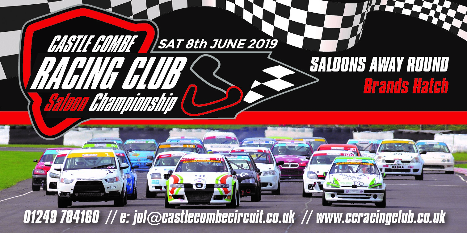 CCRC Saloons Away Round