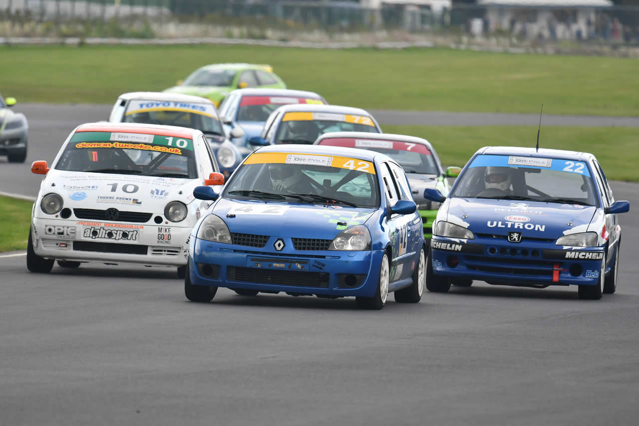 CCRC Hot Hatch Challenge Series